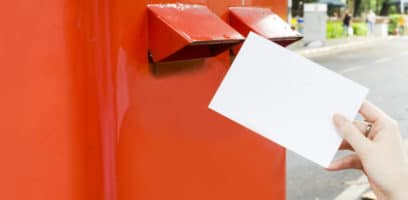The swing back to paper: Why letterbox drops are back